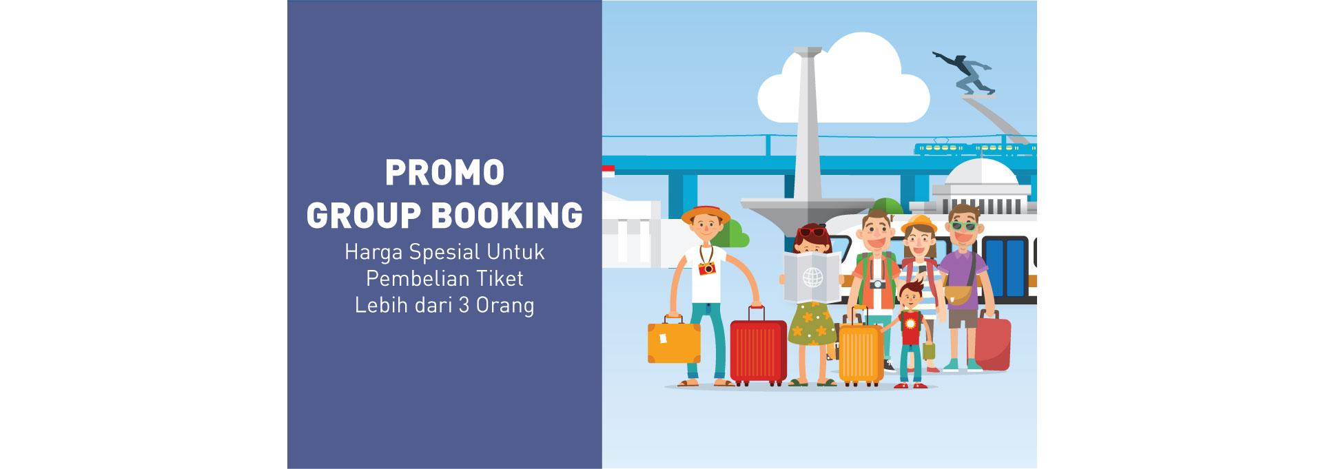 Group Booking Promo
